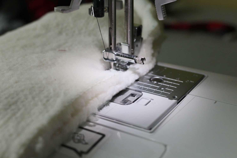 Sew Stocking Lining