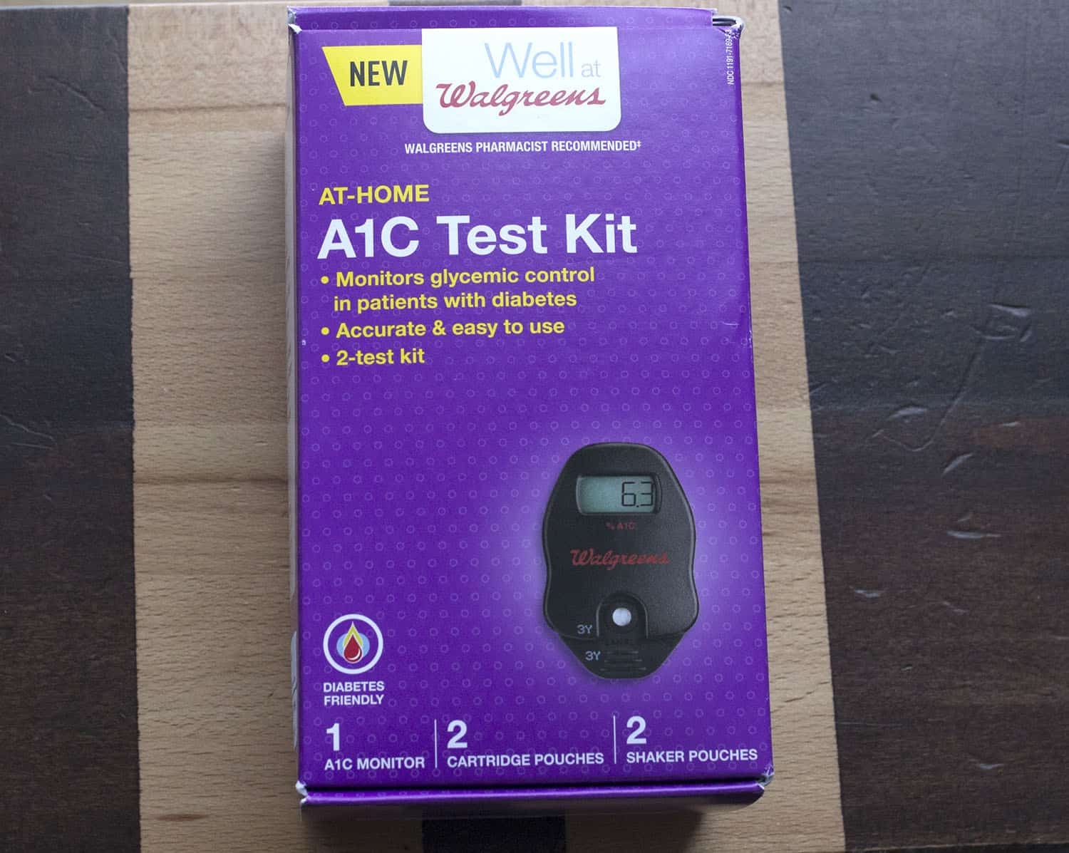 A1c home kit