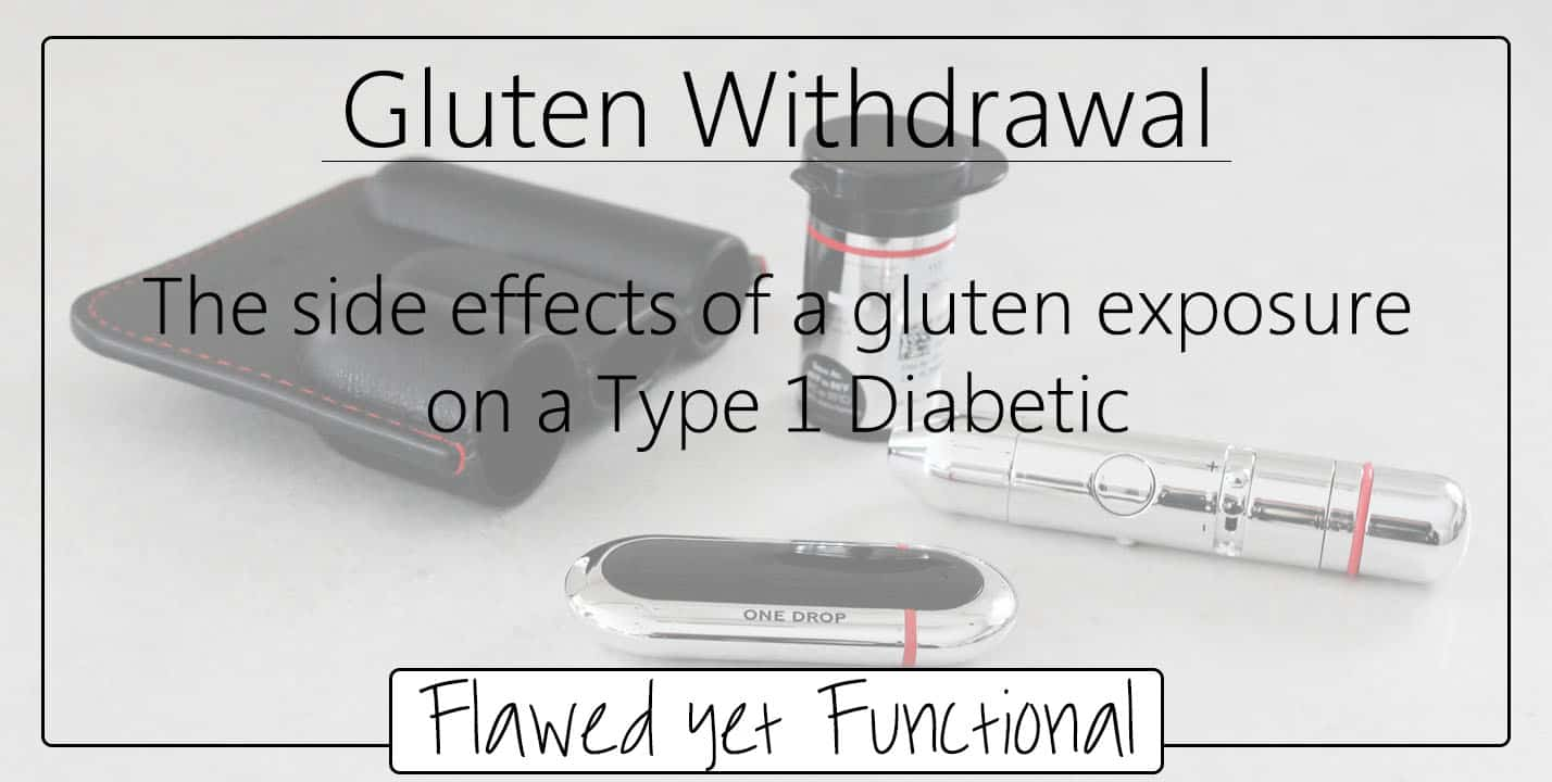 side effect of no gluten