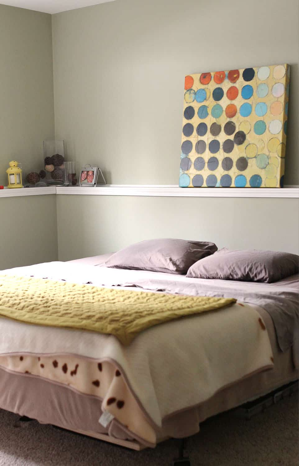 Guest Bedroom | A $0 Transformation (maybe…)