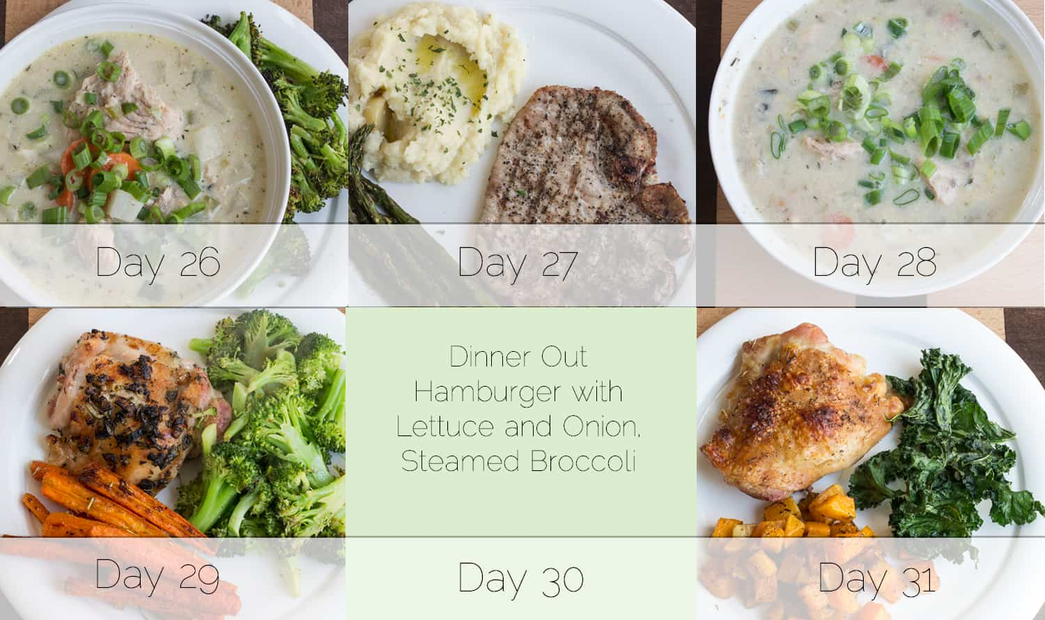 Autoimmune Protocol Dinner Week 5
