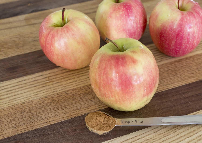 Cinnamon Apples | Paleo, AIP Recipe