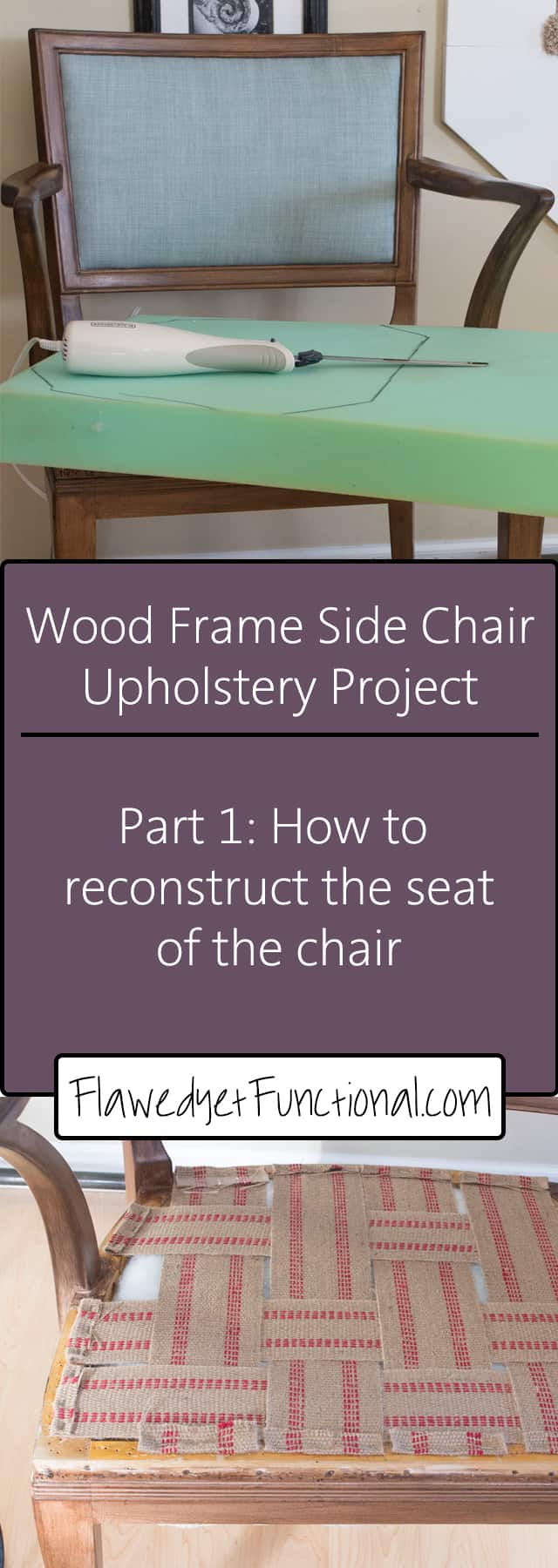 Wood Frame Chair Upholstery