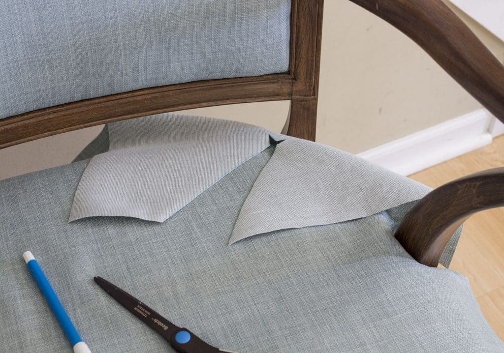 Upholstery Relief Cuts