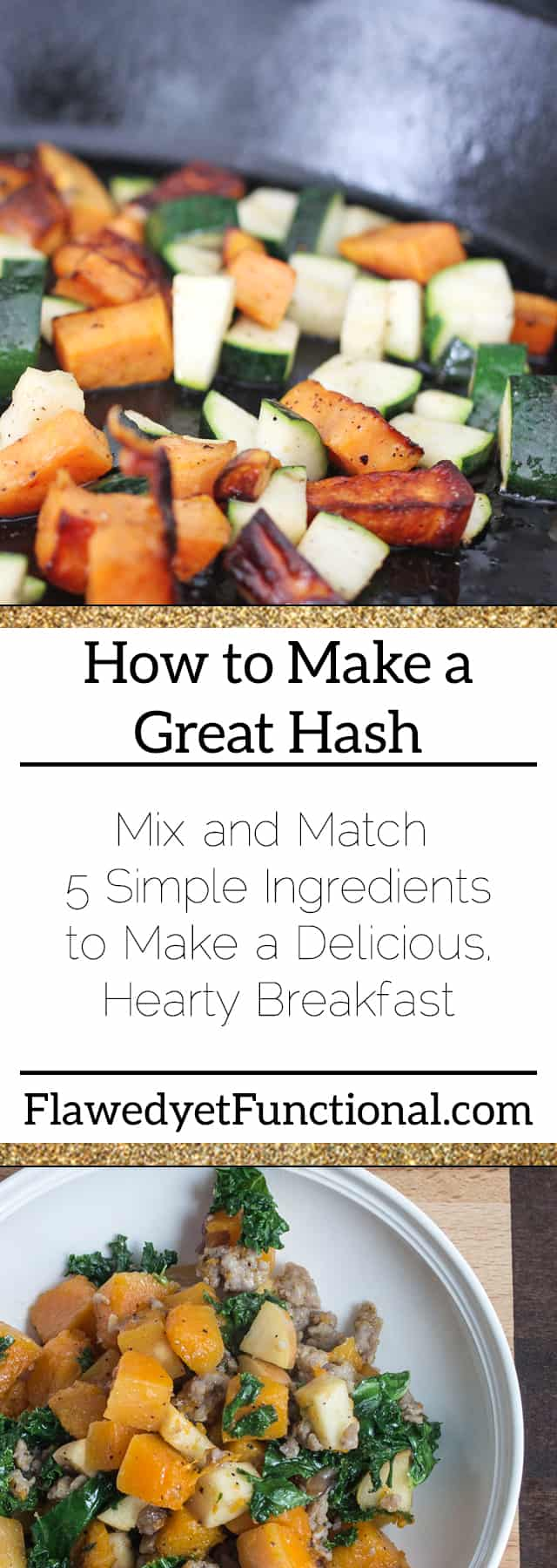 How to Make Breakfast Hash