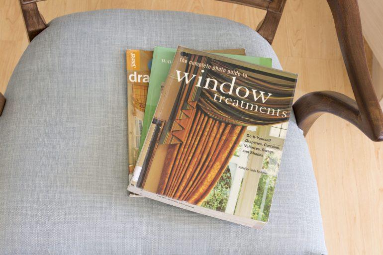 roman shade books