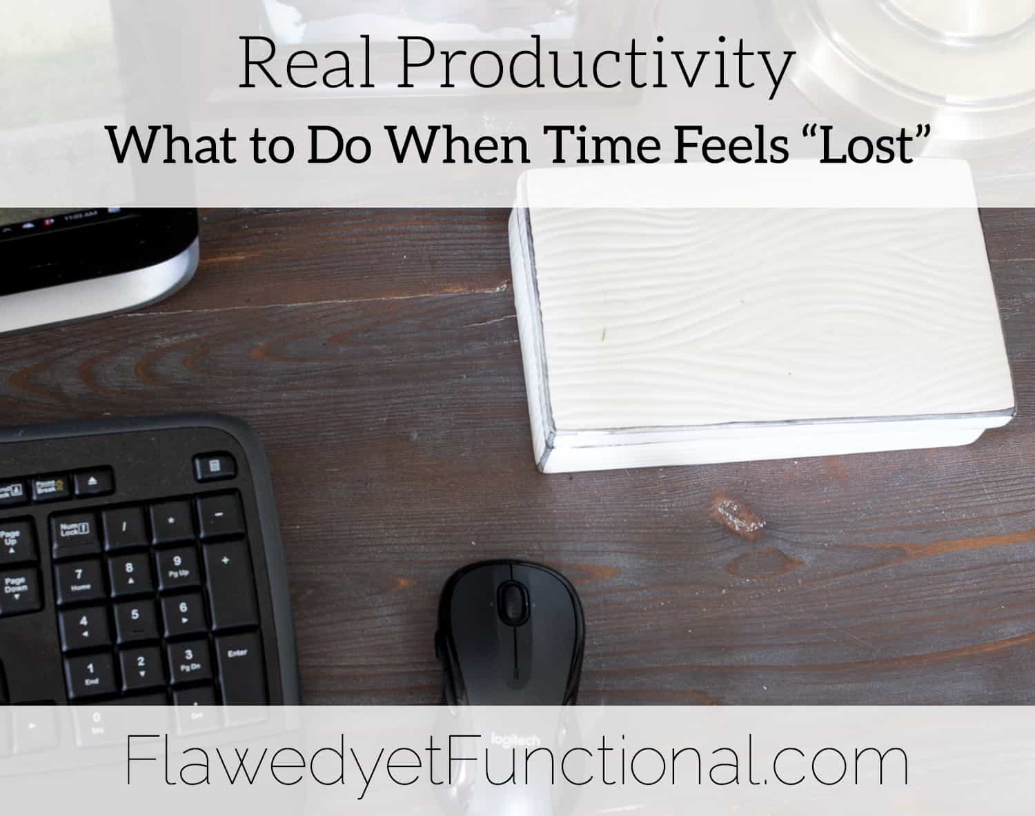 real productivity