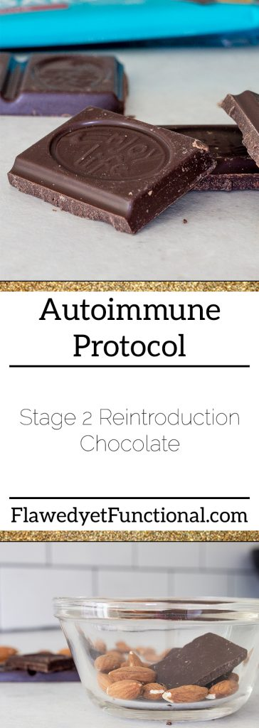 Autoimmune Protocol Reintroduction Stage 2 Chocolate