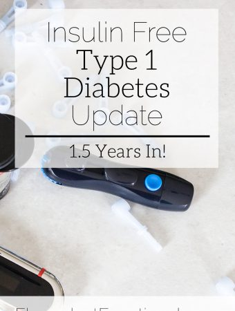 insulin free type 1 diabetes update