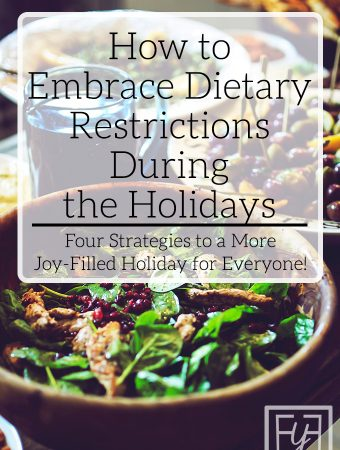 How to Embrace Dietary Restrictions During the Holidays