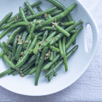 Easy Sauteed Garlic Green Beans