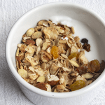 Crunchy Paleo Breakfast Cereal