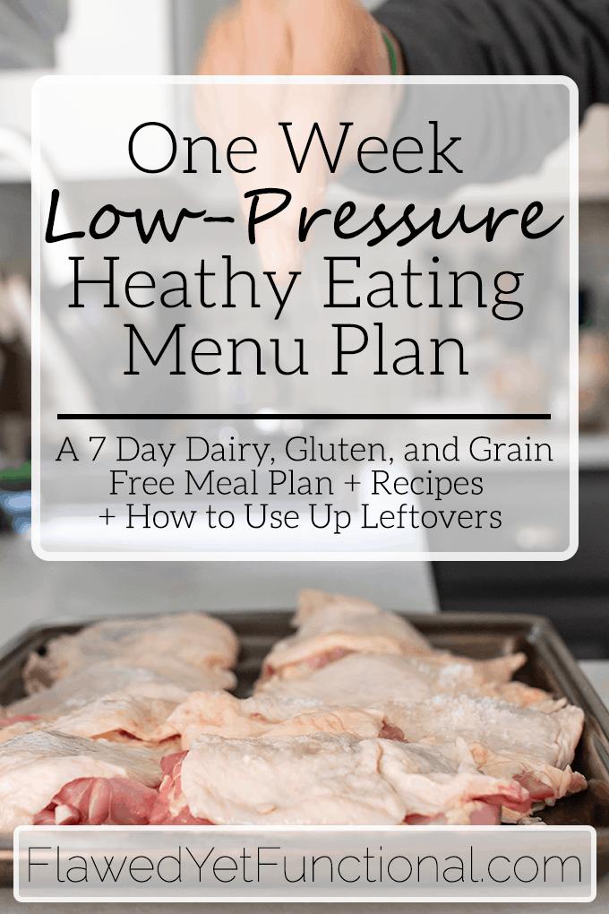 low-pressure healthing eati