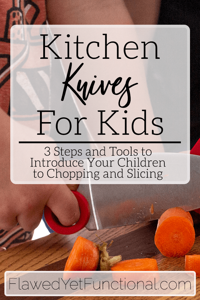 Kitchen Knives for Kids